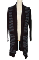 SUPERTRASH vest, CAIRO, zwart/alpine, Mt. L