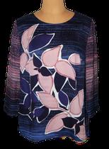 CAROLINE BISS top, blouse-top, flower, Mt. 42