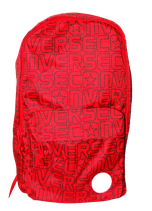 CONVERSE rugtas, EDC poly backpack, tas, rood