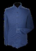 Mc.GREGOR overhemd, tailored fit blauw, Mt. 38