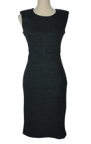 SUPERTRASH, jurk, DUCTURE, grijs, Mt. XL