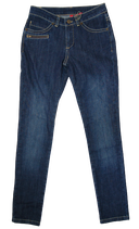 I.CODE jeans, SLIM, spijkerbroek, blauw, Mt. W27