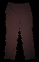 STILLS broek, pantalon, wol-mix, bruin, Mt. 44