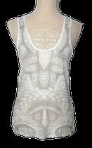 IKKS Pure Edition topje, hemd, topje, wit, Mt. S
