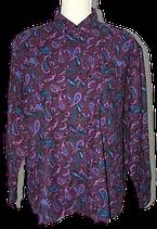 EMANUELLE vintage / retro  blouse, Mt. 38