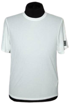 NIKE DRI FIT wit  shirt, Mt. S