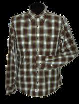 HILFIGER DENIM geruit overhemd, shirt, slim fit, Mt. L