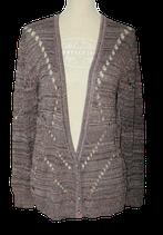 SUPERTRASH vest,  CEEA, goud/taupe/roze, Mt. XL