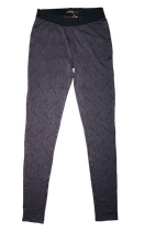 SUPERTRASH broek, leggings, grijs, Mt. M
