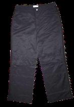 LECOMTE pantalon, zwart, Mt. 38