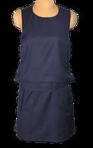 G-STAR, gstar jurkje, jurk, Minimal Dress, blauw, Mt. M