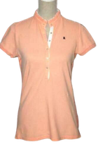 GAASTRA JULIA polo, top, zalm, Mt. M