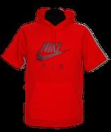 NIKE AIR MAX heren hoodie, sweater, red, Mt. M