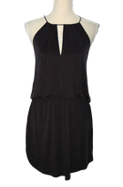 SAMSOE SAMSOE jurkje, jurk, ELENA, zwart, Mt. M