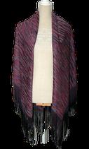 SUPERTRASH, omslagdoek paars