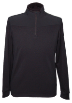 NIKE DRI-FIT GOLF trui, zwart, Mt. S