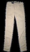GUESS broek, jeans, CURVE X, zand/beige, Mt. W26