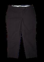 ANN TAYLOR pantalon, broek, KATE FIT, zwart, Mt. M