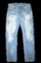 REIGN jeans, spijkerbroek, licht blauw, Mt. W30 - L32