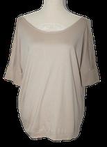 YZZY top, topje, shirt, eggshell/beige, Mt. S