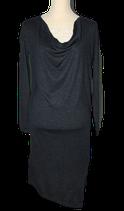 SUPERTRASH jurkje, jurk, DACHIRE, grijs/zwart, Mt. M