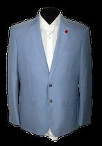JOHAN DERKSEN jasje, colbert, blazer, blauw, Mt. 50
