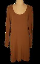 STILLS jurk, brons, Mt. L