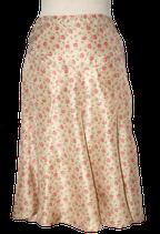 CAROLINE BISS zijde rokje, roze-beige, Mt. 36