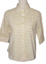 MARLBORO CLASSICS blouse, Mt. M
