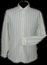 HUGO BOSS overhemd, gestreept, Mt. M