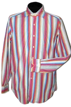 ETRO strpd overhemd, Mt. 42