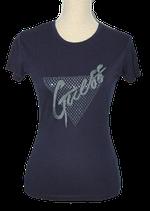 GUESS t-shirt, shirt, shirtje, blauw, Mt. S