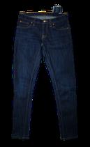 NUDIE jeans, 7/8 spijkerbroek TIGHT LONG JOHN, blauw, W26
