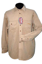 PALL MALL CLASSICS vintage overhemd, Mt. L