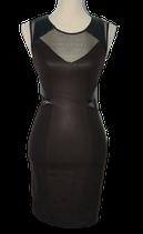 SUPERTRASH sexy jurkje, jurk, DANGEROUS, zwart, Mt. XS