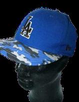 NEW ERA, LA cap, blauw, Mt.  7