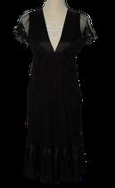 DIDI jurkje, avondjurk, jurk, zwart, Mt. XS
