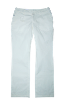 PEAK PERFORMANCE pantalon, dames, GOLF, wit, Mt. L