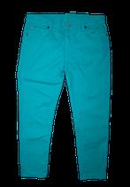RALPH LAUREN spijkerbroek, jeans, crop skinny, aqua, W30