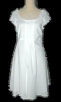 ARELINE PARIS zomer jurkje, wit, Mt. 40 (T3)