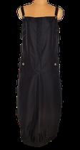 LAUREN VIDAL maxi-jurk,  zwart, Mt. S