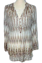 EXPRESSO zijdenmix blouse. Mt. 36
