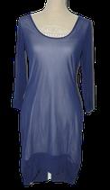 SYLVER jurk, blauw jurkje, Mt. 40
