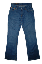 LEVI'S,  529 jeans. Mt. W25 - L32