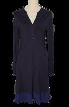 CYELL loungewear jurkje, jurk, INTIMATES, blauw, Mt. M