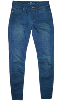 7 SEVEN FOR ALL MANKIND jeans, the skinny, Mt. 26