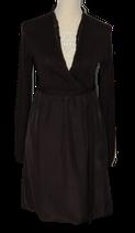 LUISA CERANO jurkje, wol-zijde, Mt. 38