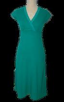 CAROLA VAN BENTHUM jurkje, jurk, groen, Mt. S