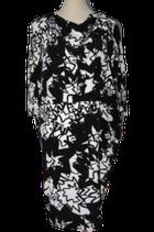 By MALENE BIRGER Zijden jurk,  Mt. 40