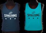 SPALDING reversible basketbal shirt, Mt. M
